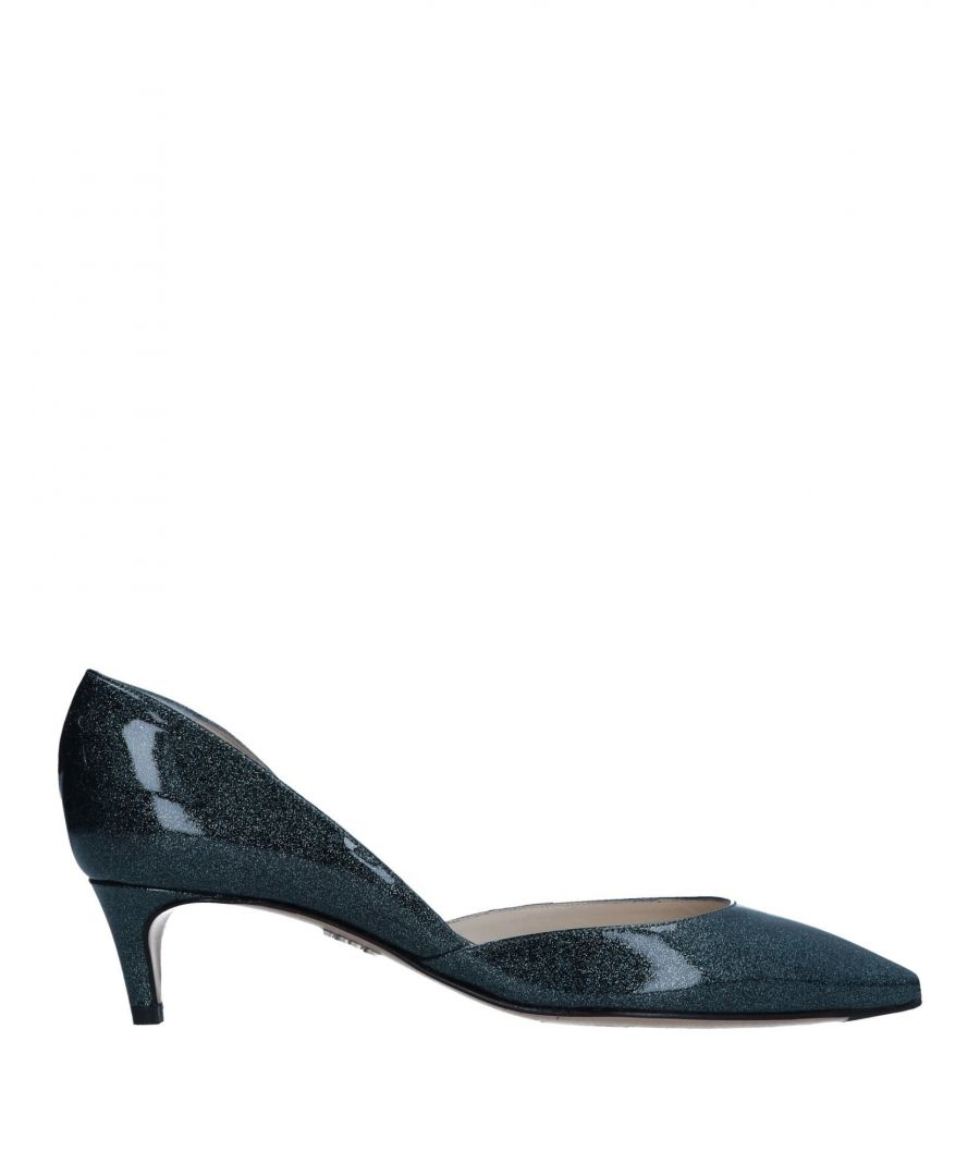 Image for Rodo Slate Blue Kitten Heels