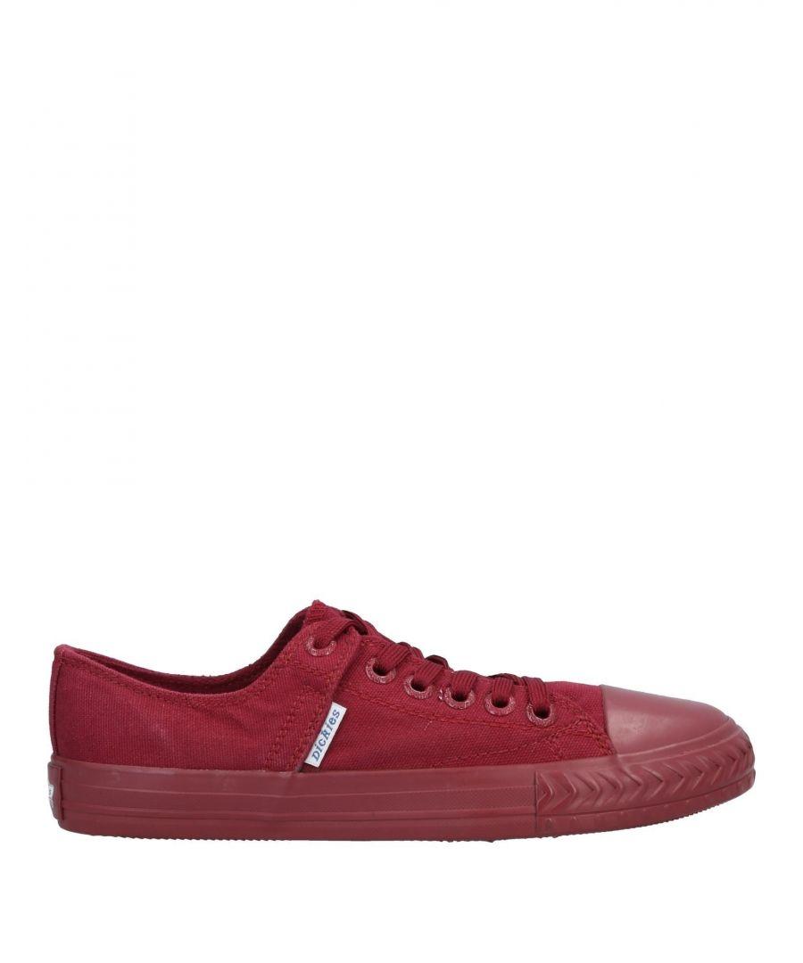 Image for Dickies Maroon Sneakers