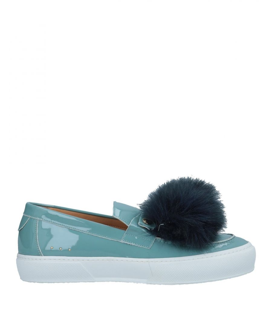 Image for FOOTWEAR L'F Shoes Sky blue Woman Leather