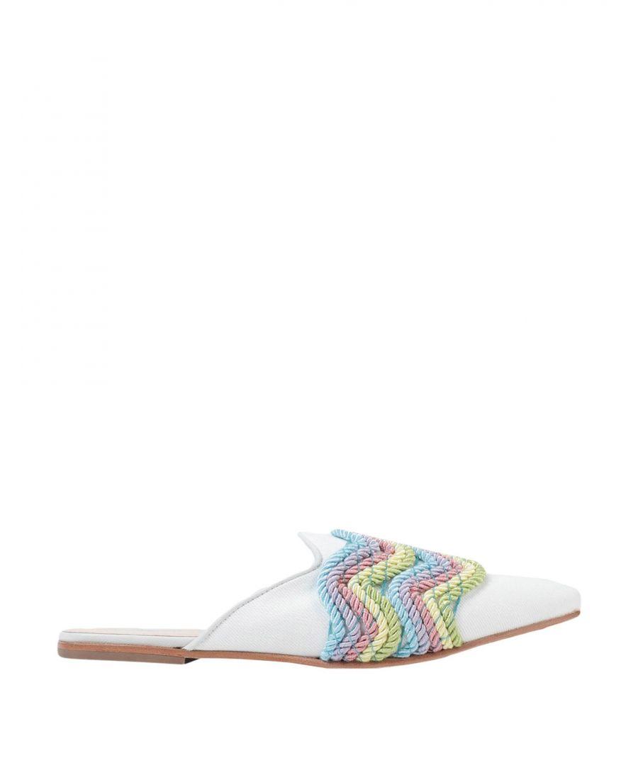 Image for FOOTWEAR Via Vela 14 White Woman Textile fibres