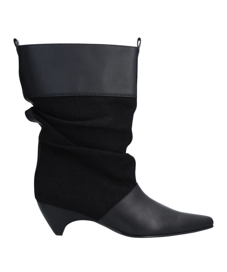 Image for Stella McCartney Black Ankle Boots