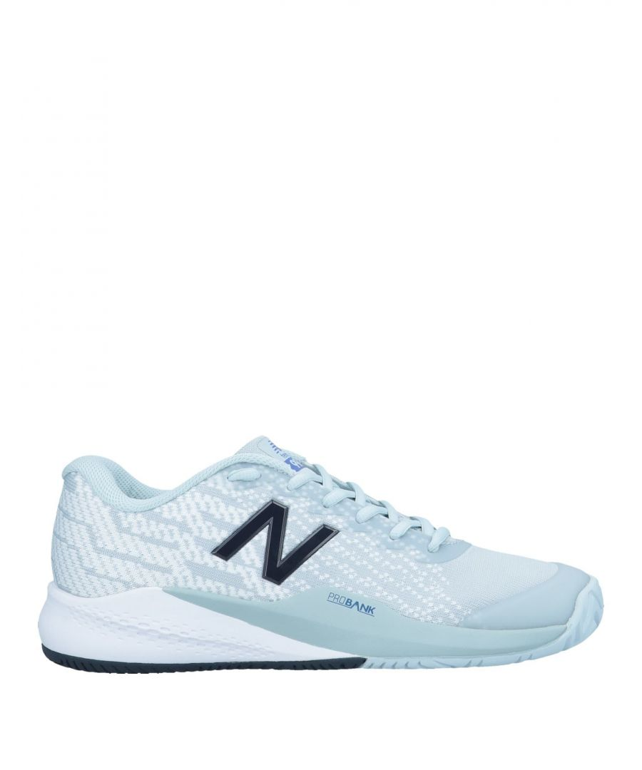Image for New Balance Man Low-tops & sneakers Sky blue Textile fibres