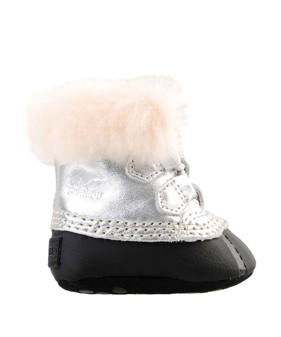 Image for FOOTWEAR Unisex Sorel Silver Leather