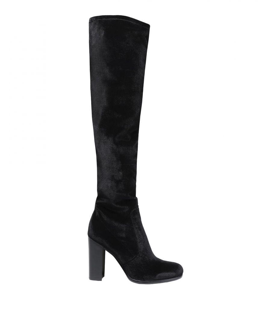 Image for Sam Edelman Woman Boots Black Textile fibres