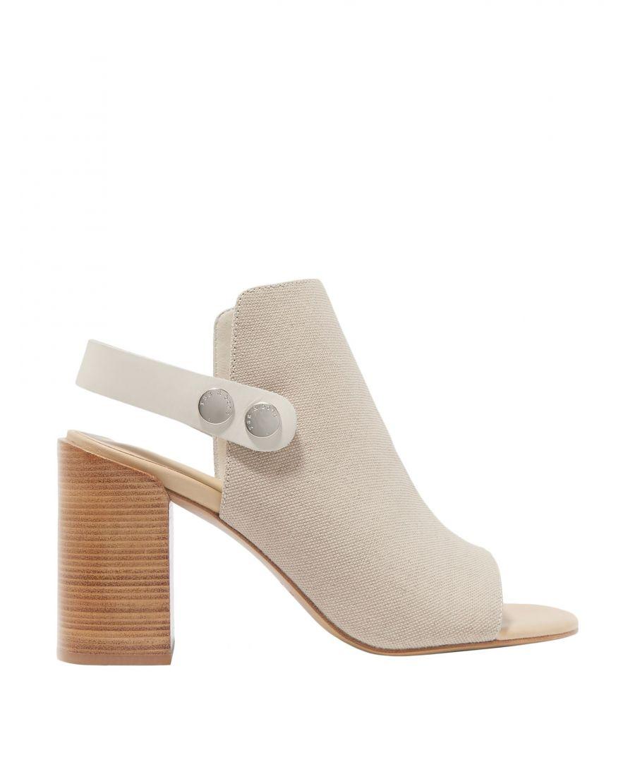 Image for Rag & Bone Beige Canvas Heels