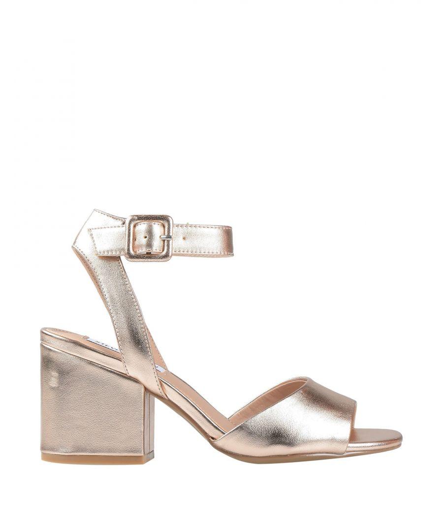 Image for Steve Madden Copper Heeled Sandals