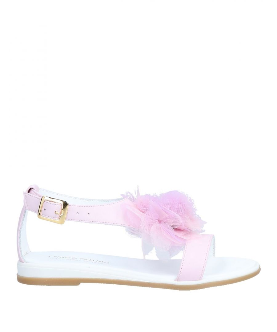 Image for FOOTWEAR Girl I Pinco Pallino Pink Leather