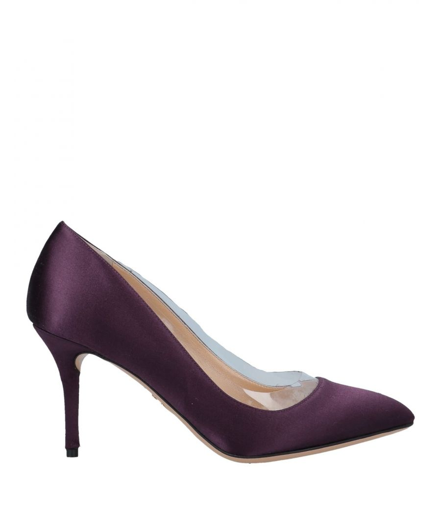 Image for Charlotte Olympia Purple Courts