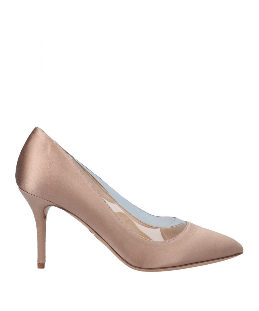 Image for Charlotte Olympia Khaki Courts
