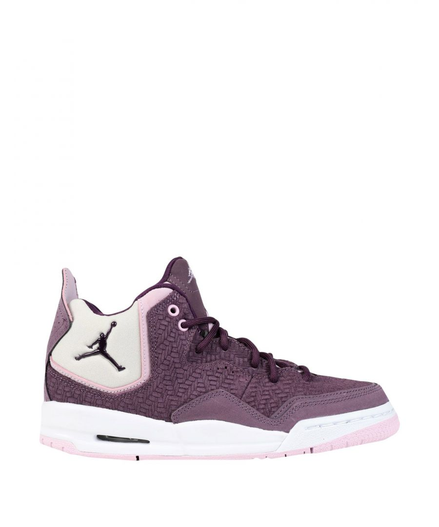 Image for FOOTWEAR Girl Jordan Dark purple Leather