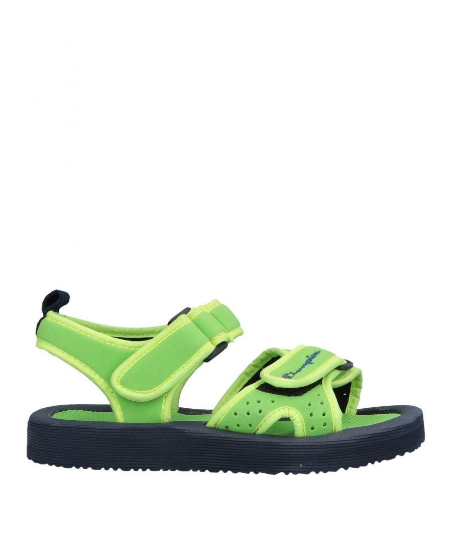 Image for FOOTWEAR Boy Champion Acid green Other Fibres