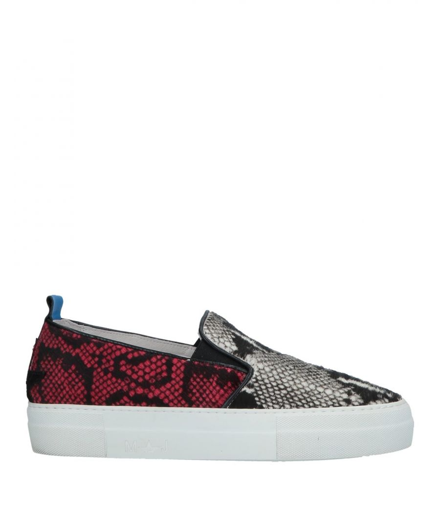 Image for Macchia J Woman Low-tops & sneakers Light grey Leather
