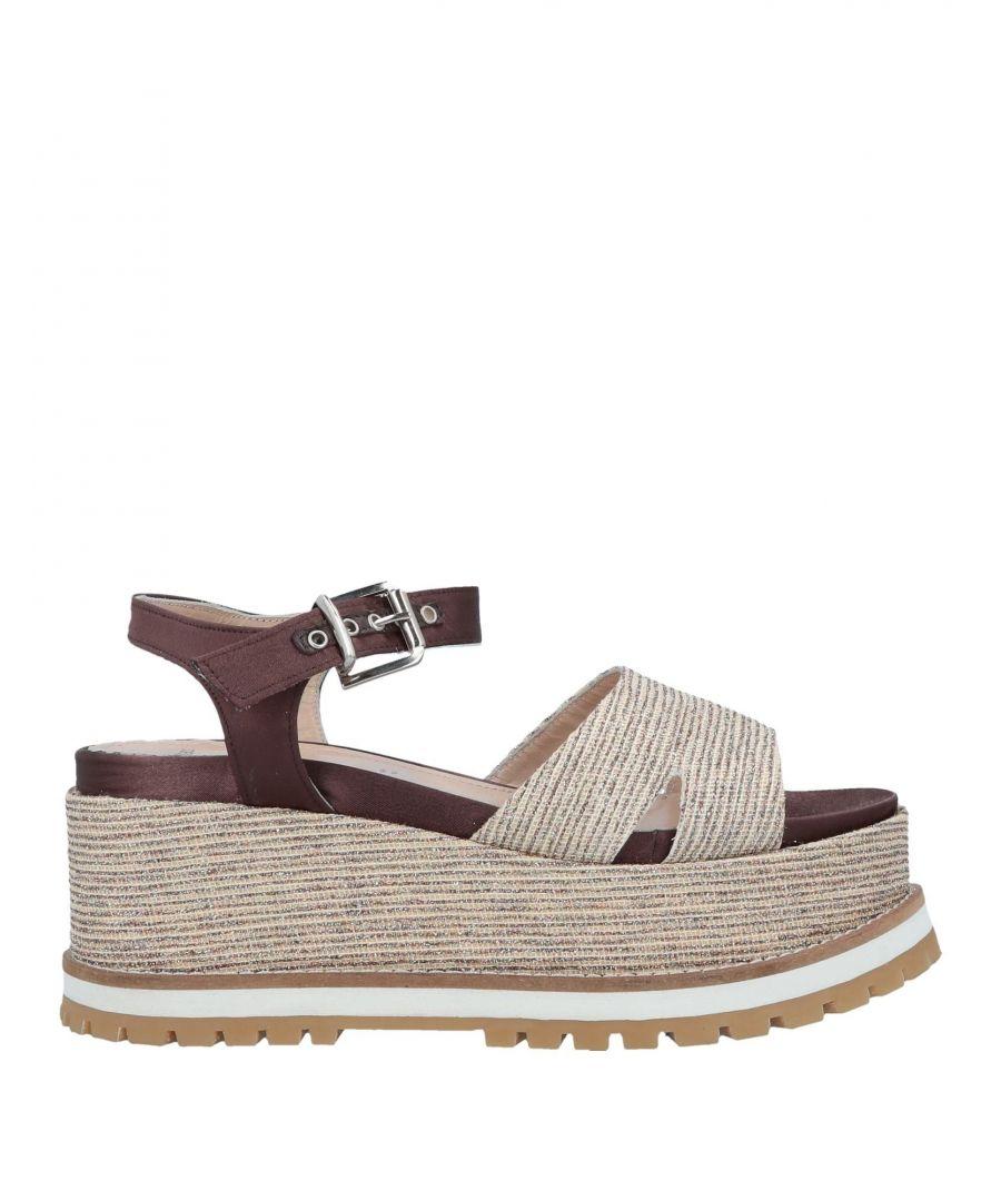 Image for FOOTWEAR Tipe E Tacchi Sand Woman Textile fibres