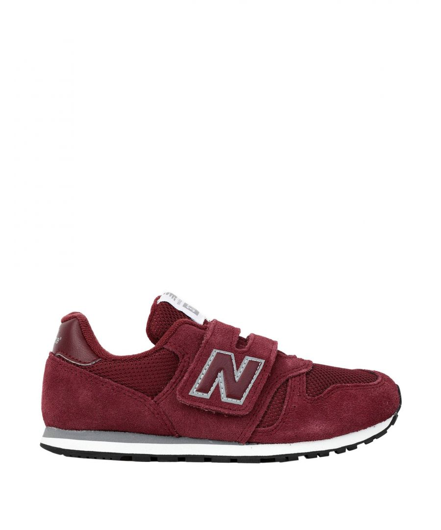 Image for FOOTWEAR New Balance Maroon Unisex Leather