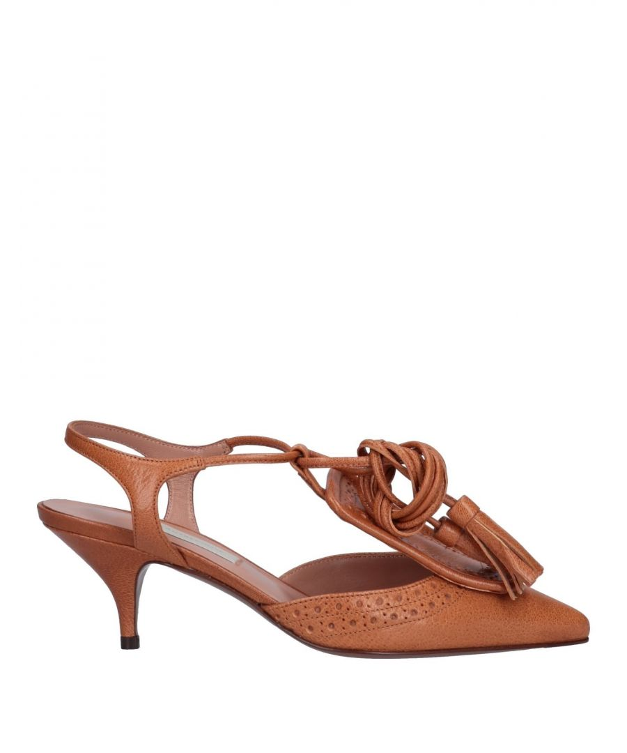 Image for FOOTWEAR L' Autre Chose Tan Woman Leather