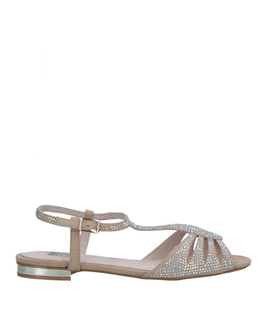 Image for Bibi Lou Khaki Sandals