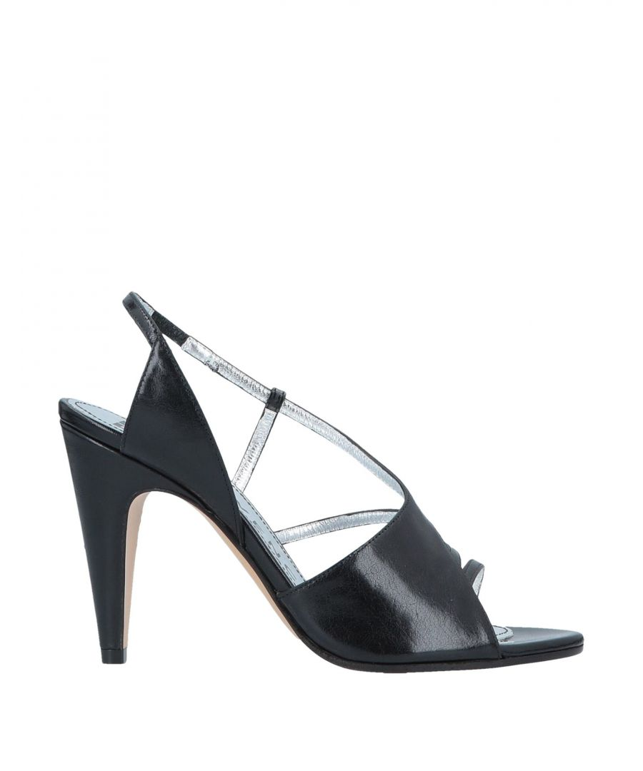 Image for Givenchy Woman Sandals Black Kangaroo