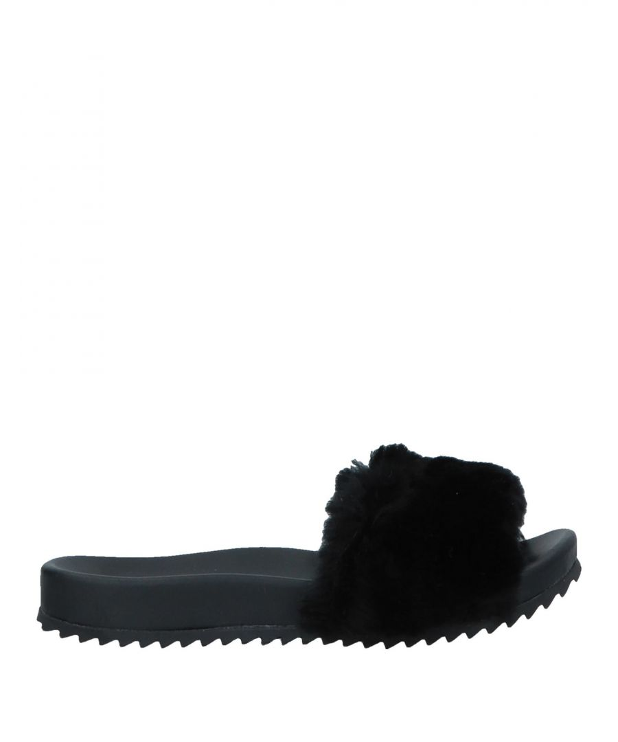 Image for Giuseppe Zanotti Girl Sandals Black Leather