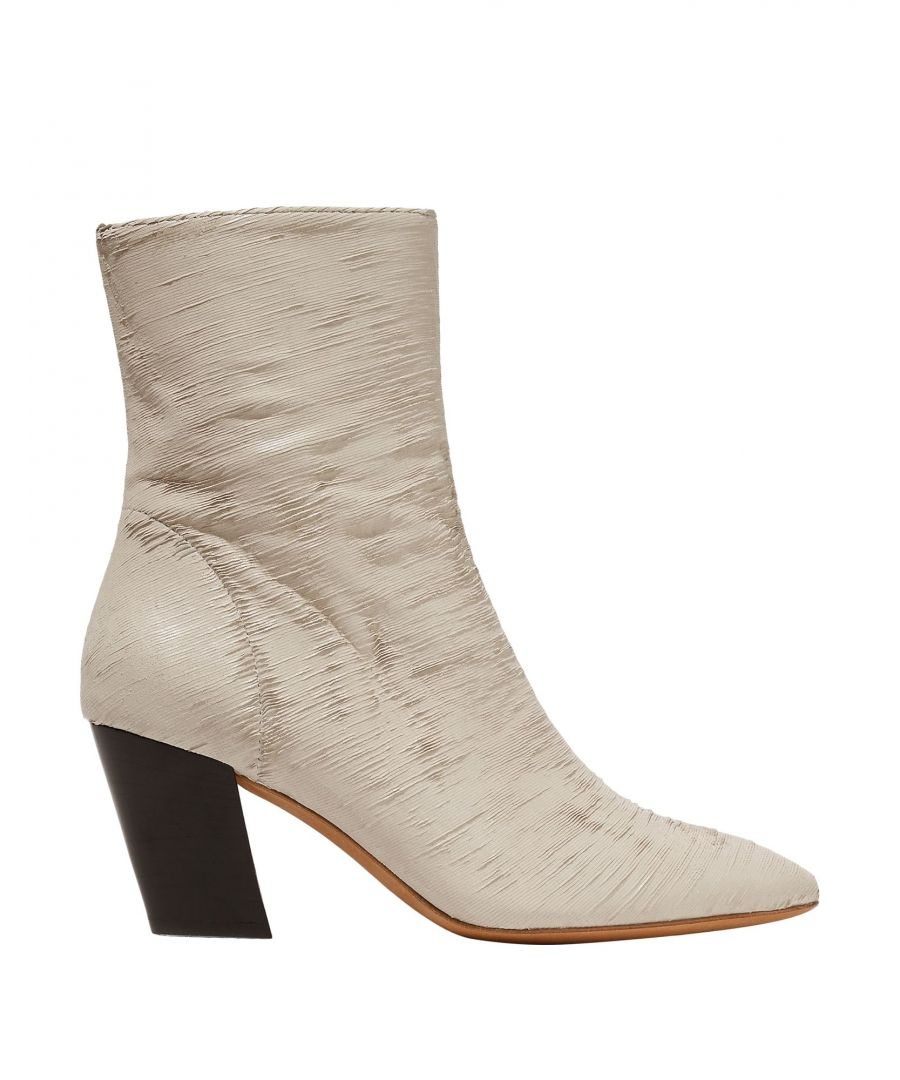 Image for Iro Sand Leather Ankle Boots