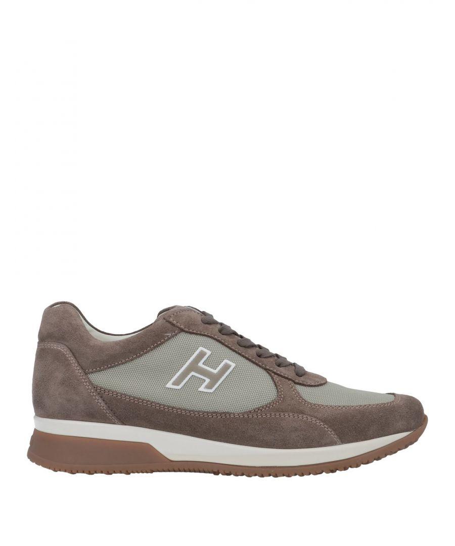 Image for Hogan Khaki Sneakers