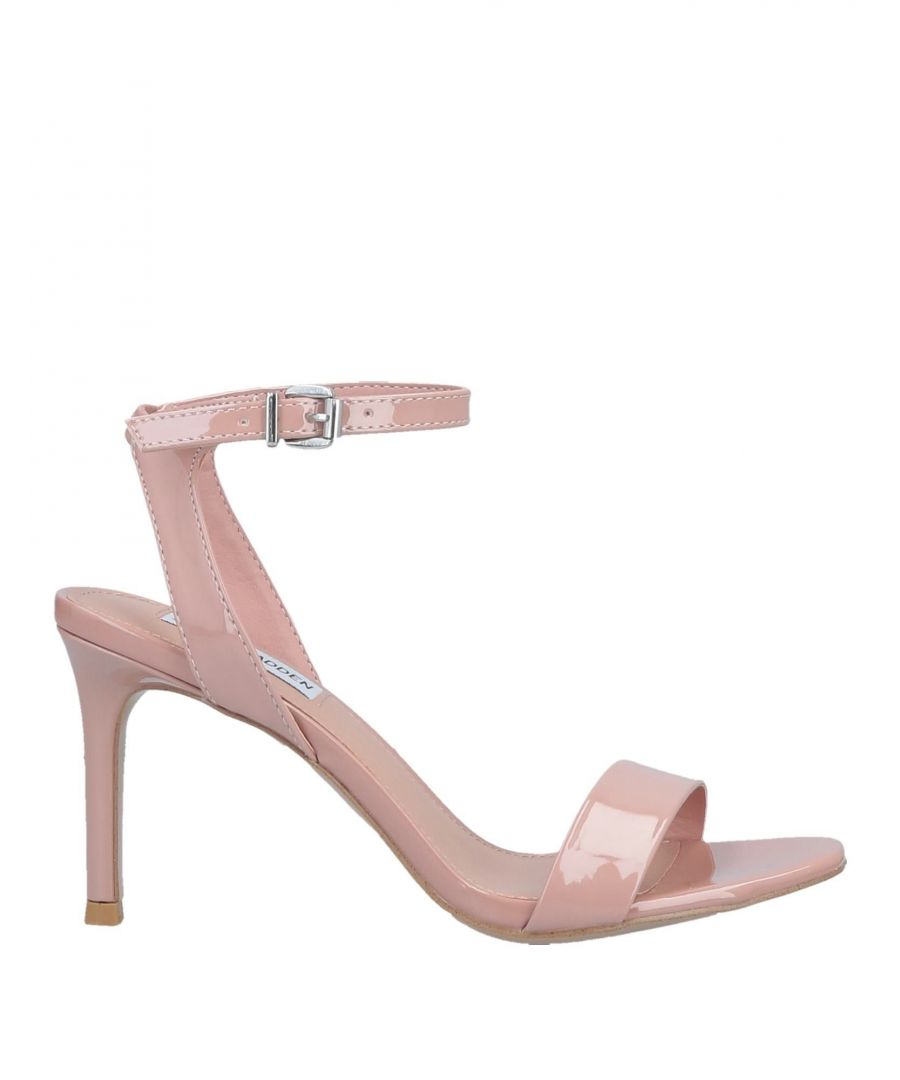 Image for FOOTWEAR Steve Madden Pale pink Woman Leather