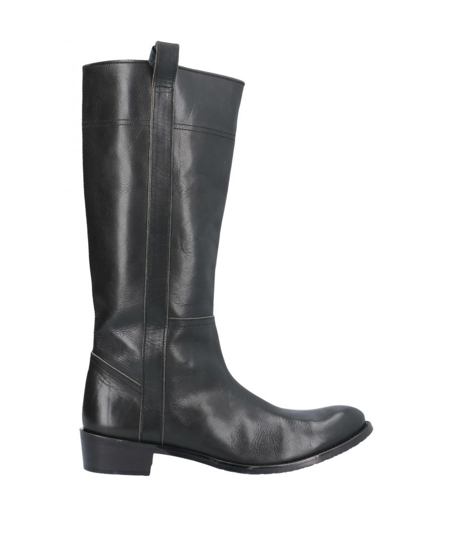Image for Y'S Yohji Yamamoto Black Leather Boots