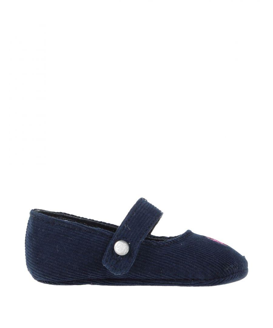 Image for FOOTWEAR Girl Ralph Lauren Dark blue Textile fibres
