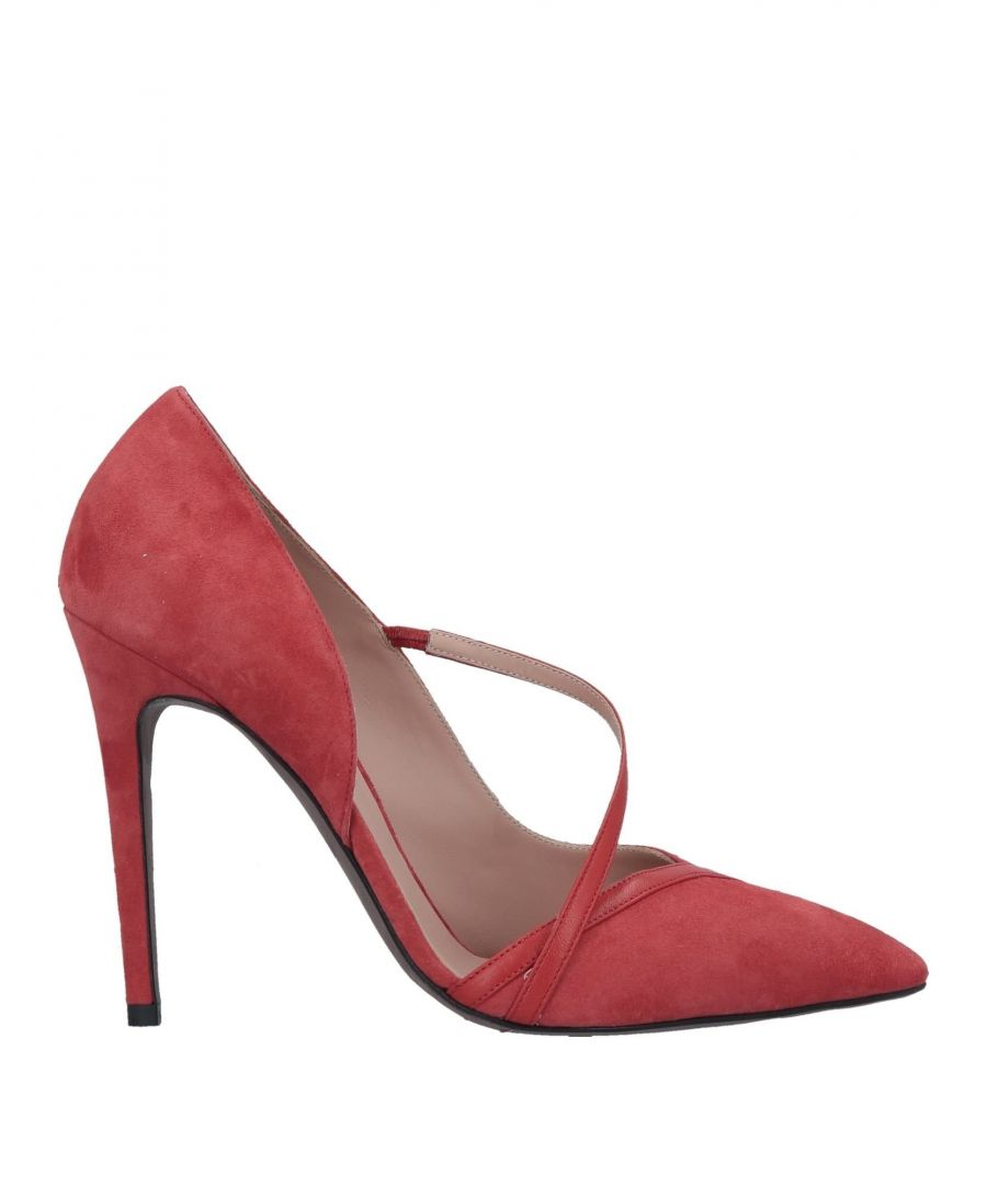 Image for Altiebassi Coral Leather Heels