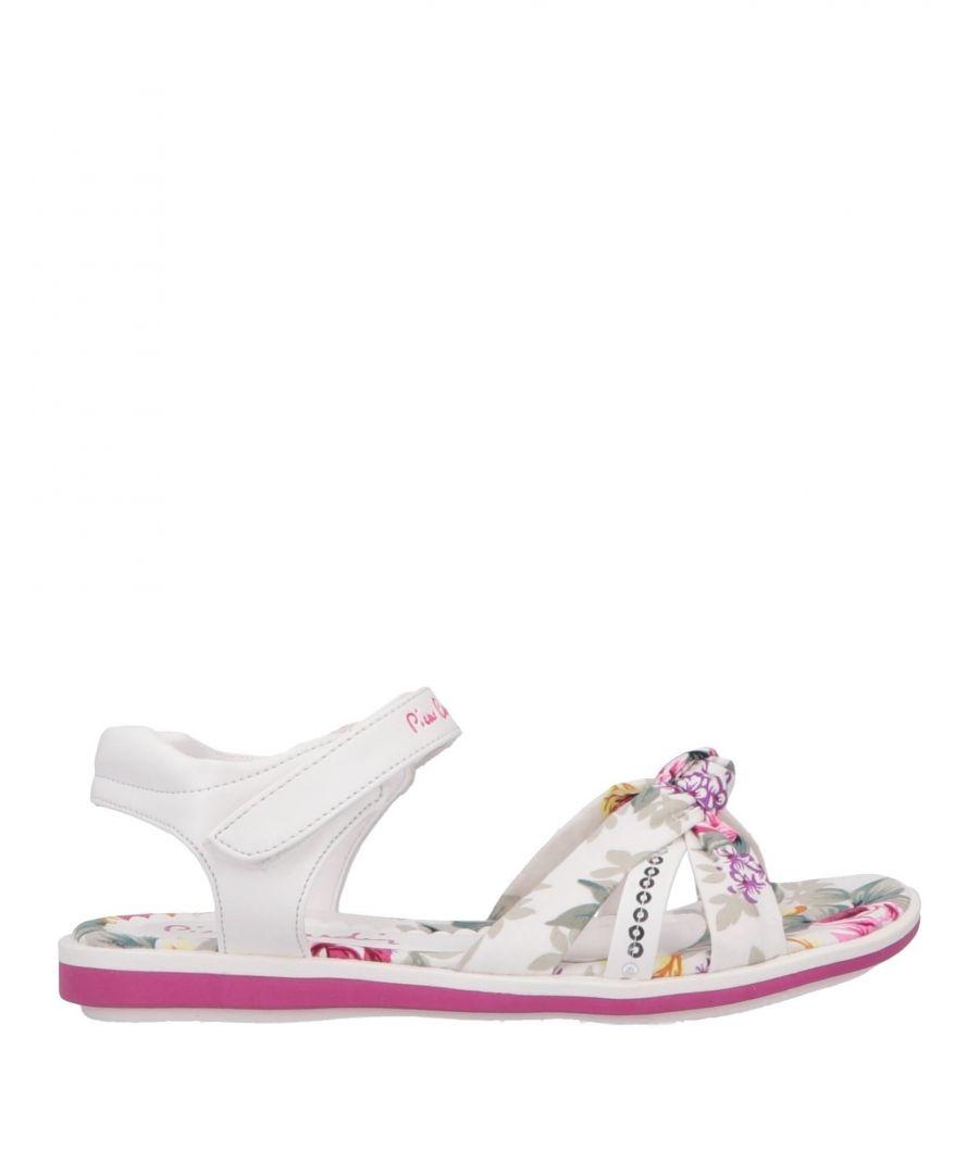 Image for Pierre Cardin Girl Sandals White Textile fibres