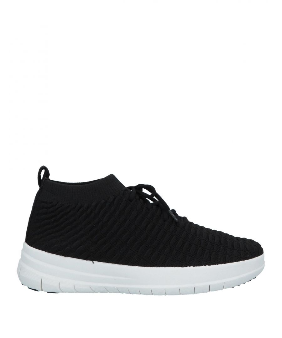 Image for Fitflop Woman Low-tops & sneakers Black Textile fibres