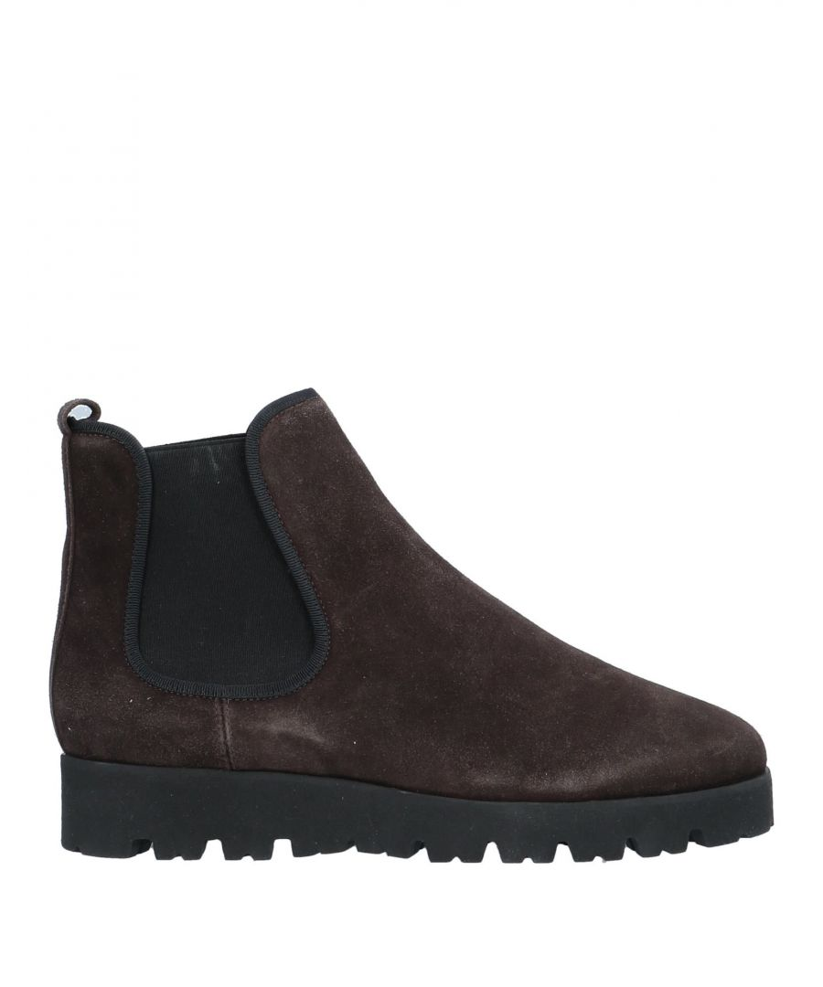 Image for Pretty Ballerinas Dark Brown Leather Ankle Boots