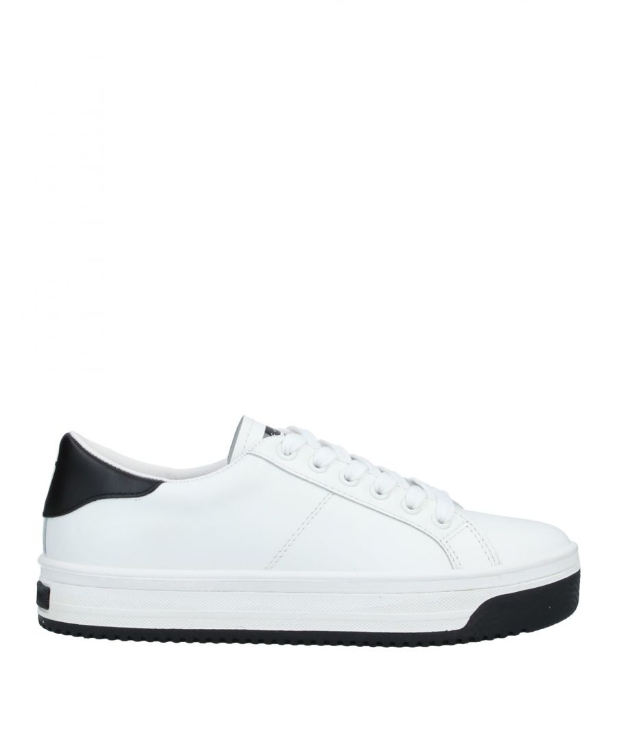 Image for FOOTWEAR Marc Jacobs White Woman Leather