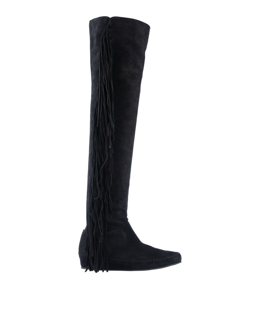 Image for Etro Women's Boots Black Leather