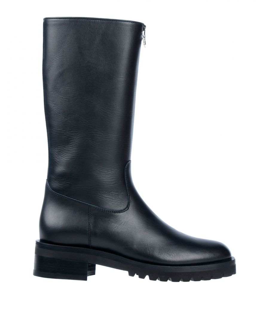 Image for FOOTWEAR Blumarine Black Woman Leather
