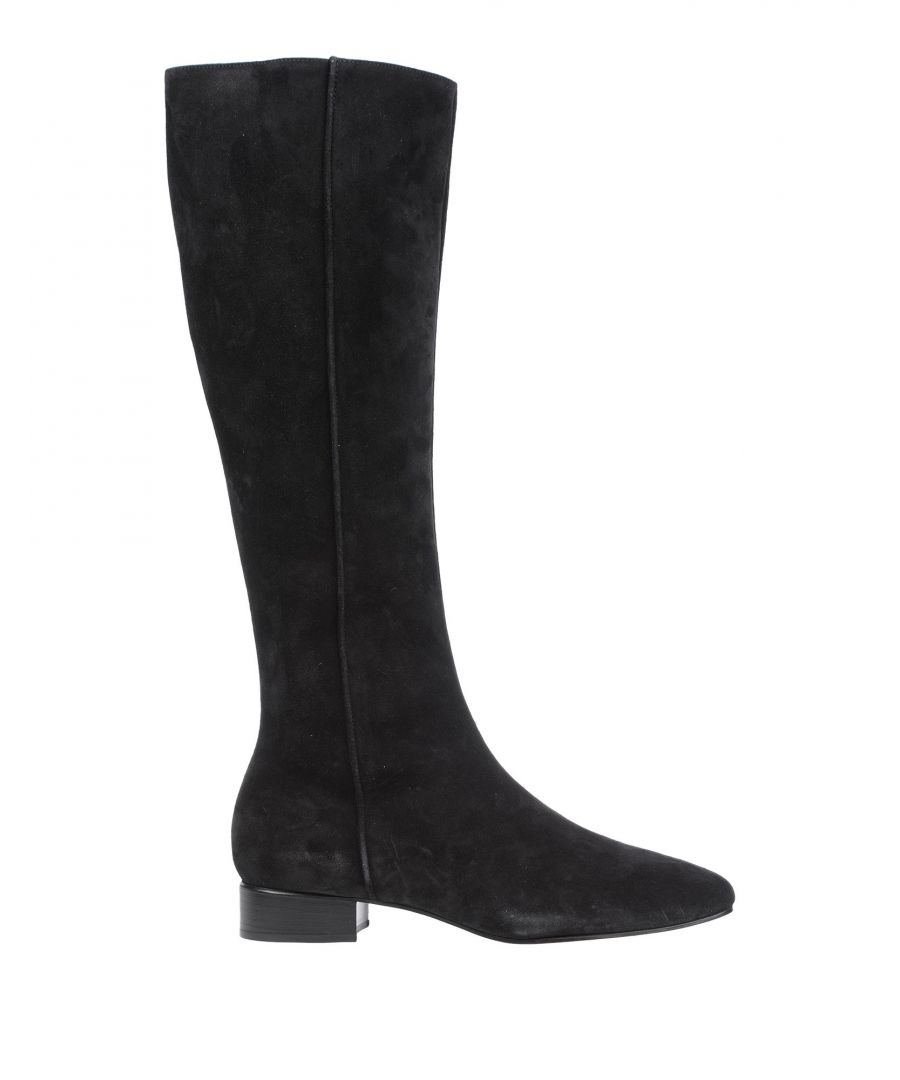 Image for Rag & Bone Black Leather Boots
