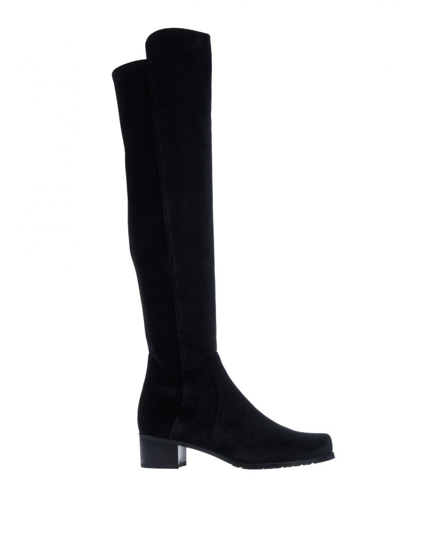 Image for Stuart Weitzman Black Knee High Boots