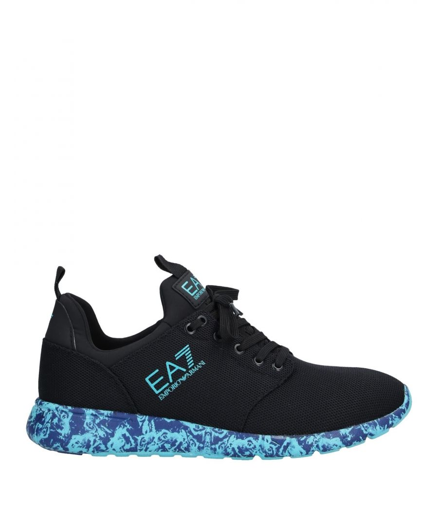 Image for EA7 Black Sneakers