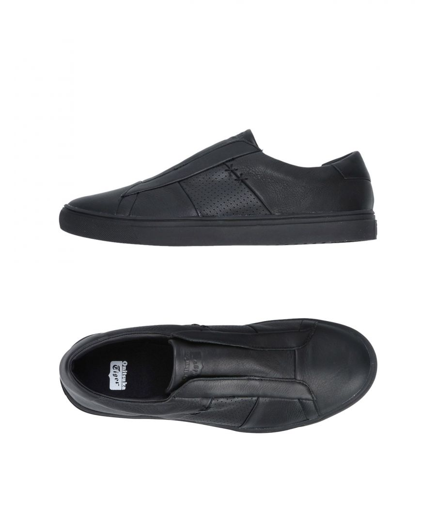 Image for FOOTWEAR Woman Onitsuka Tiger Black Leather
