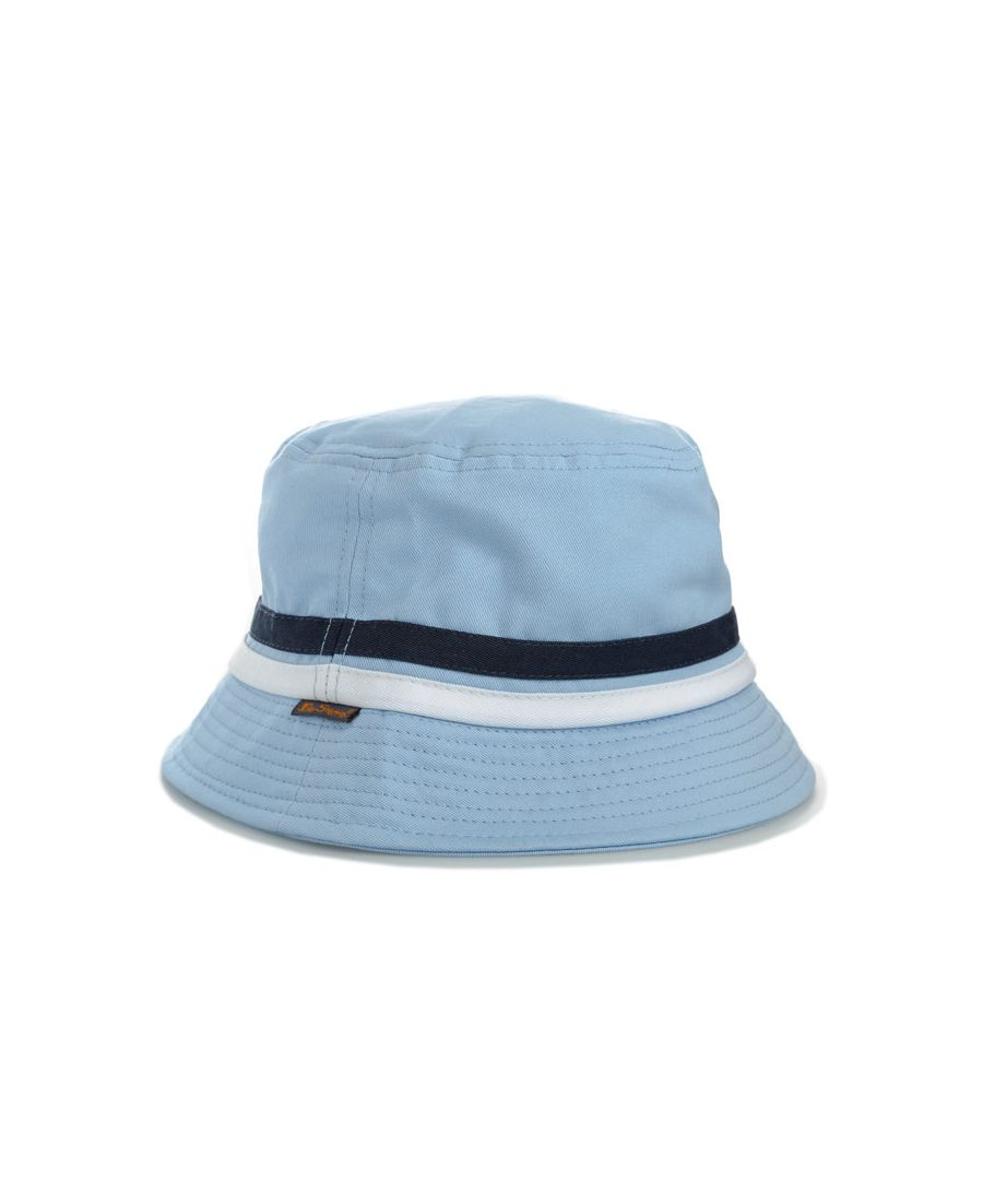 Image for Accessories Ben Sherman Cooper Bucket Hat in sky