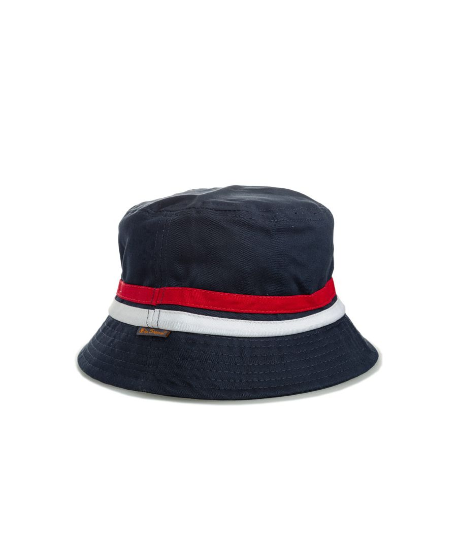 Image for Accessories Ben Sherman Cooper Bucket Hat in Navy