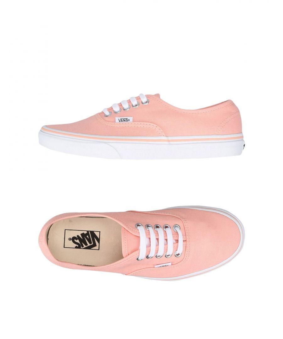 Image for FOOTWEAR Vans Salmon pink Man Textile fibres