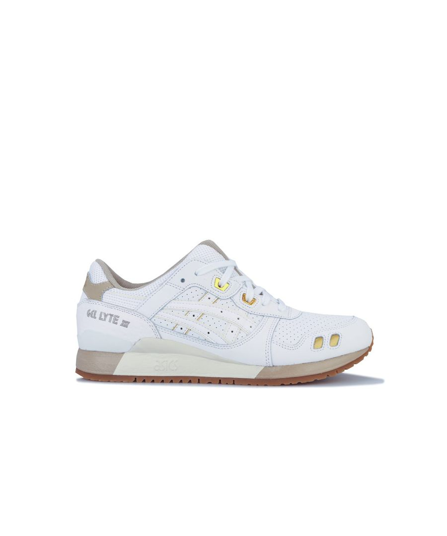 Image for Men's Asics GEL-LYTE III Trainers in White