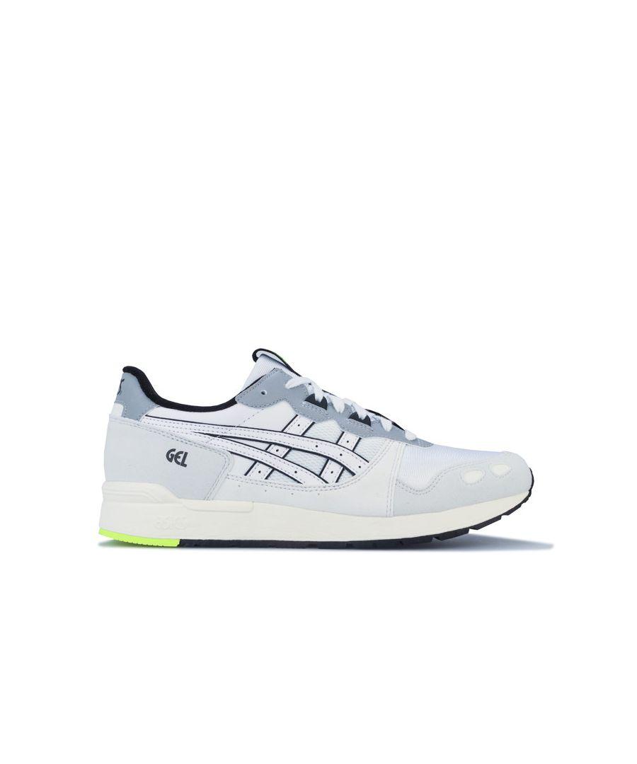 Image for Men's Asics GEL-LYTE Trainers in White