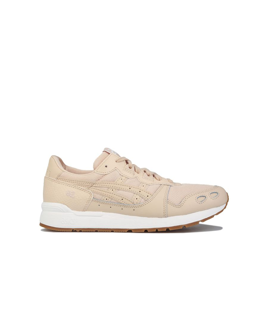 Image for Women's Asics Gel-Lyte Runner Trainers in Nude