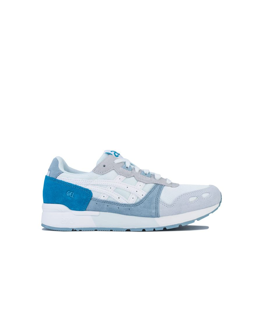 Image for Women's Asics GEL-LYTE Trainers in Blue