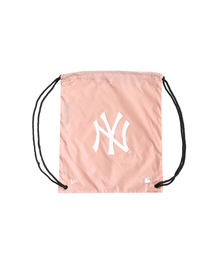 Image for Accessories New Era MLB Gym Bag in Pink