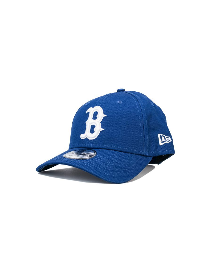 Image for Accessories New Era League 9Forty Boston Red Sox Cap in Blue