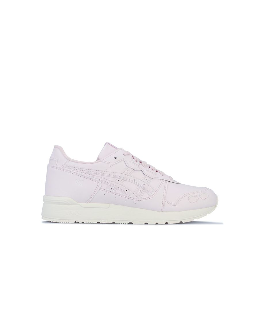 Image for Girl's Asics Junior GEL-LYTE Trainers in Dusky Pink