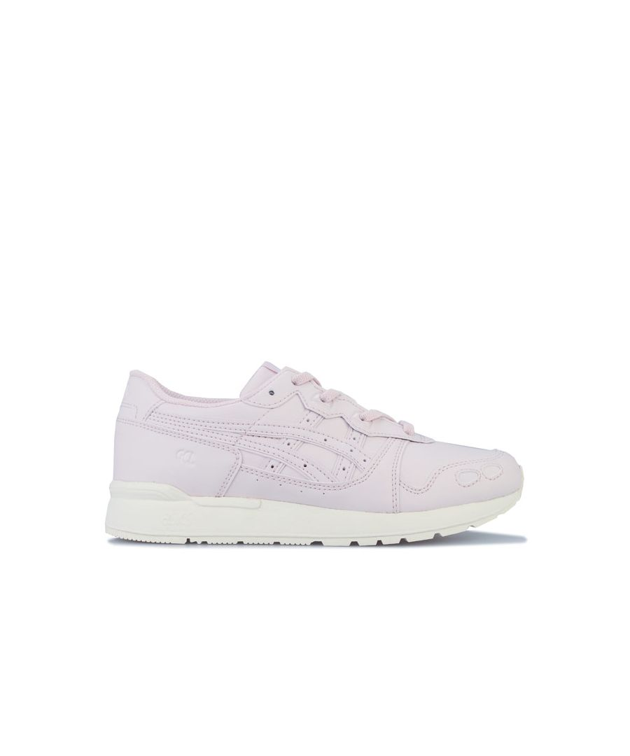 Image for Girls' Asics Children Gel Lyte Trainers in Dusky Pink