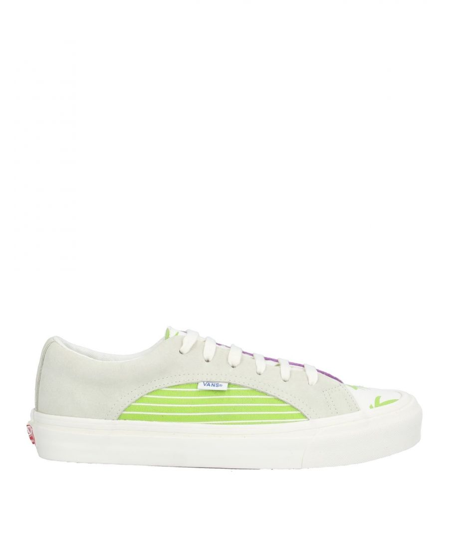Image for FOOTWEAR Man Vans White Leather